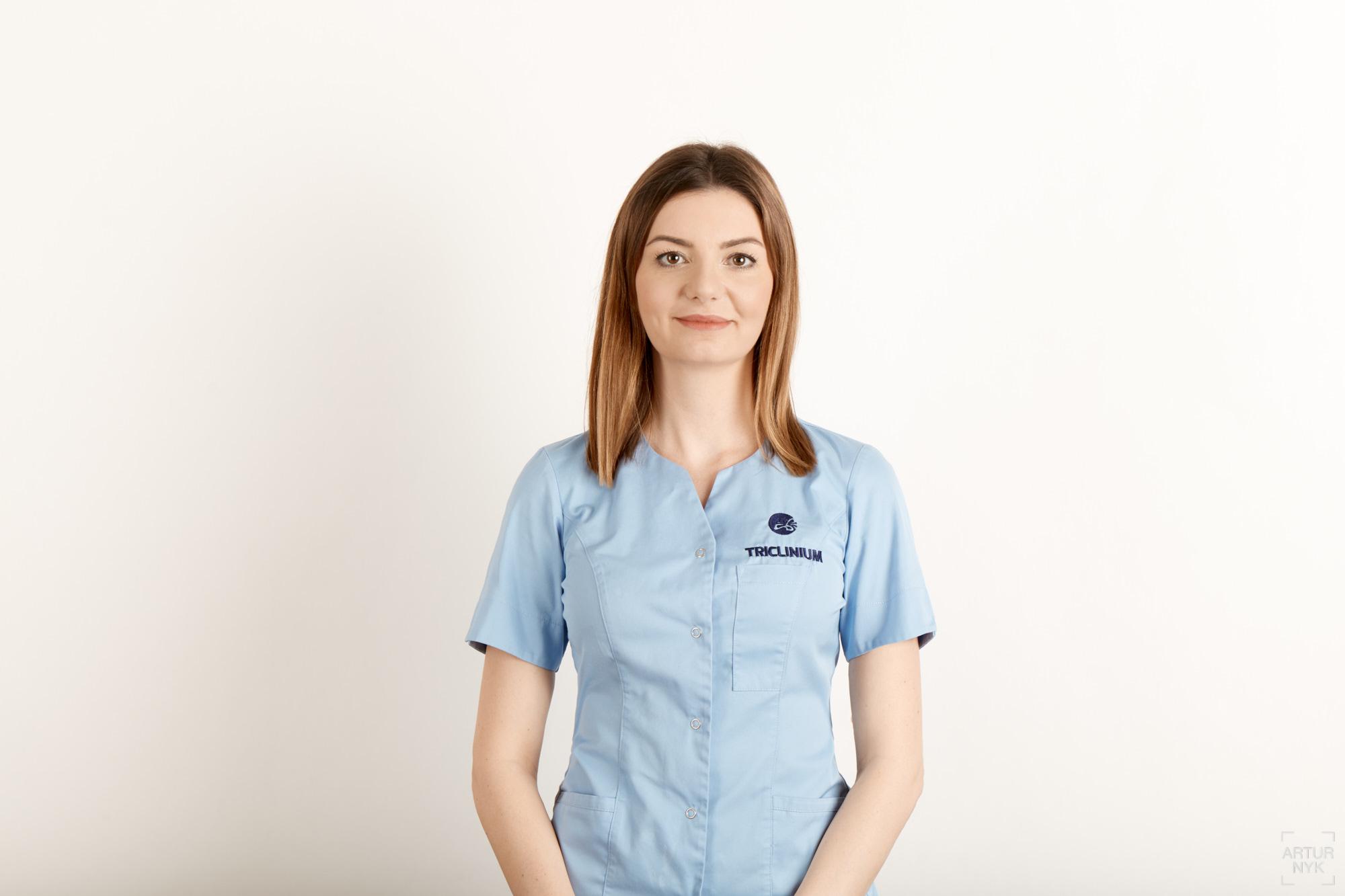 mgr Magdalena Najbar