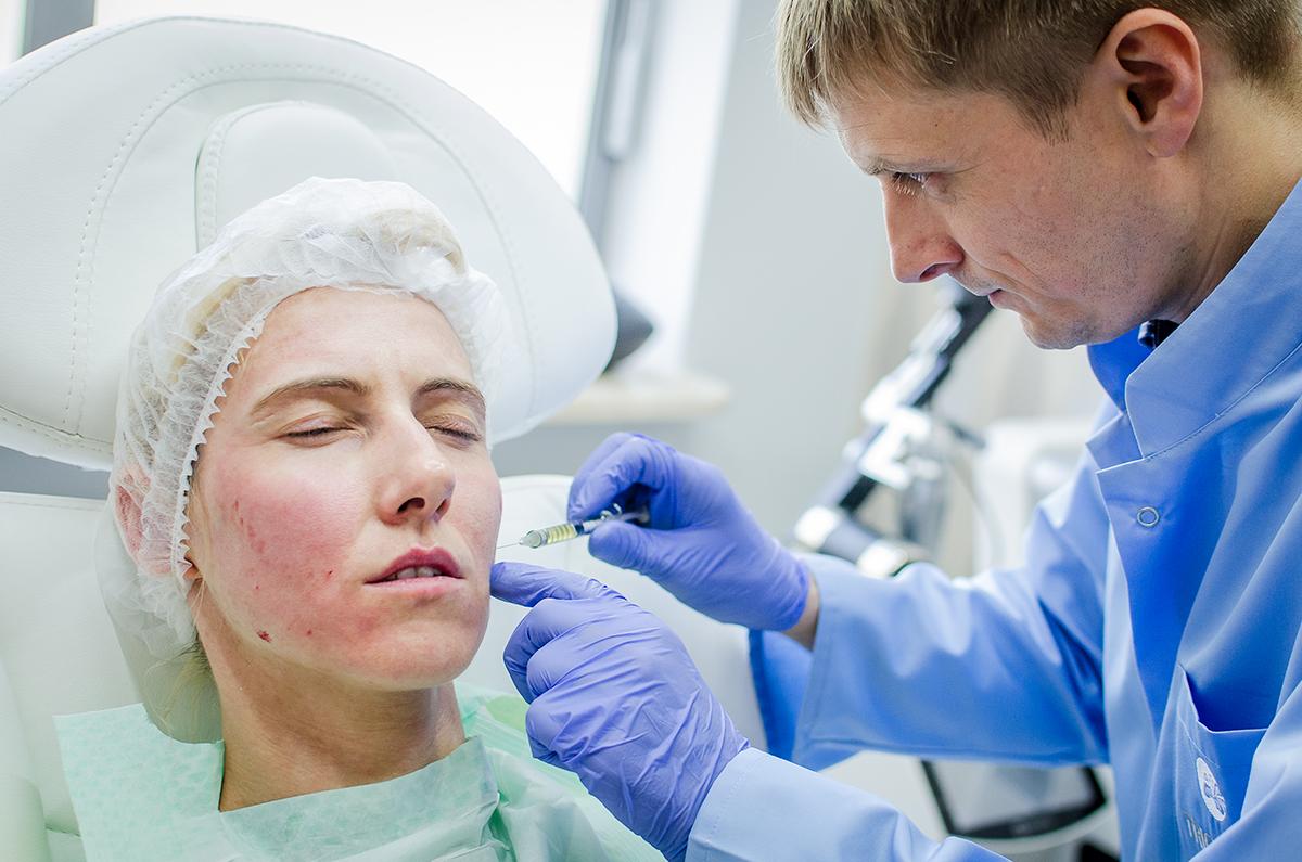 Rewitalizacja skóry osoczem bogatopłytkowym