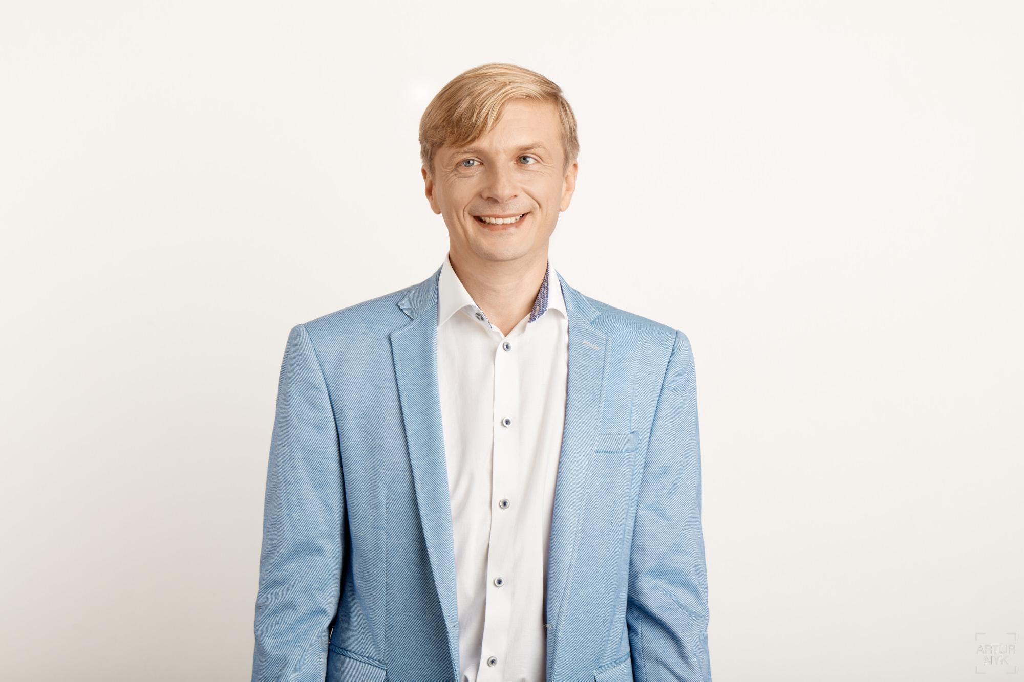 dr Marek Wasiluk, MSc of Aesthetic Medicine, MBA