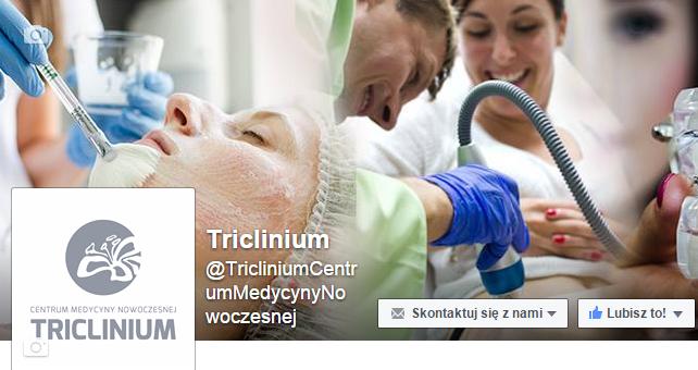 Polub nowy fanpage Triclinium