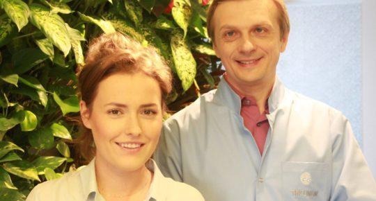 Klinika Urody TVN Style i Olga Frycz w Triclinium