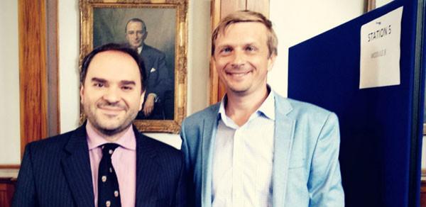 Ekstremalnie wykształcony dr Marek Wasiluk