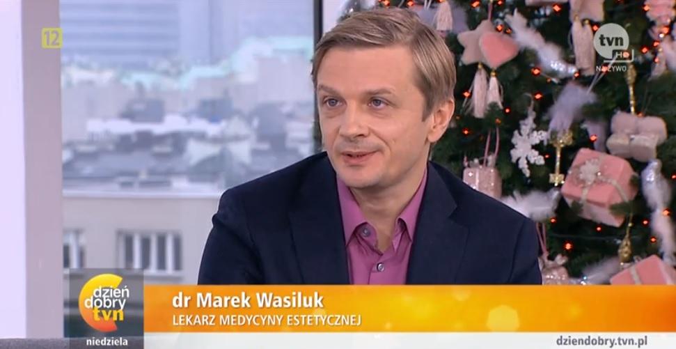 Dr Marek Wasiluk w Dzień Dobry TVN