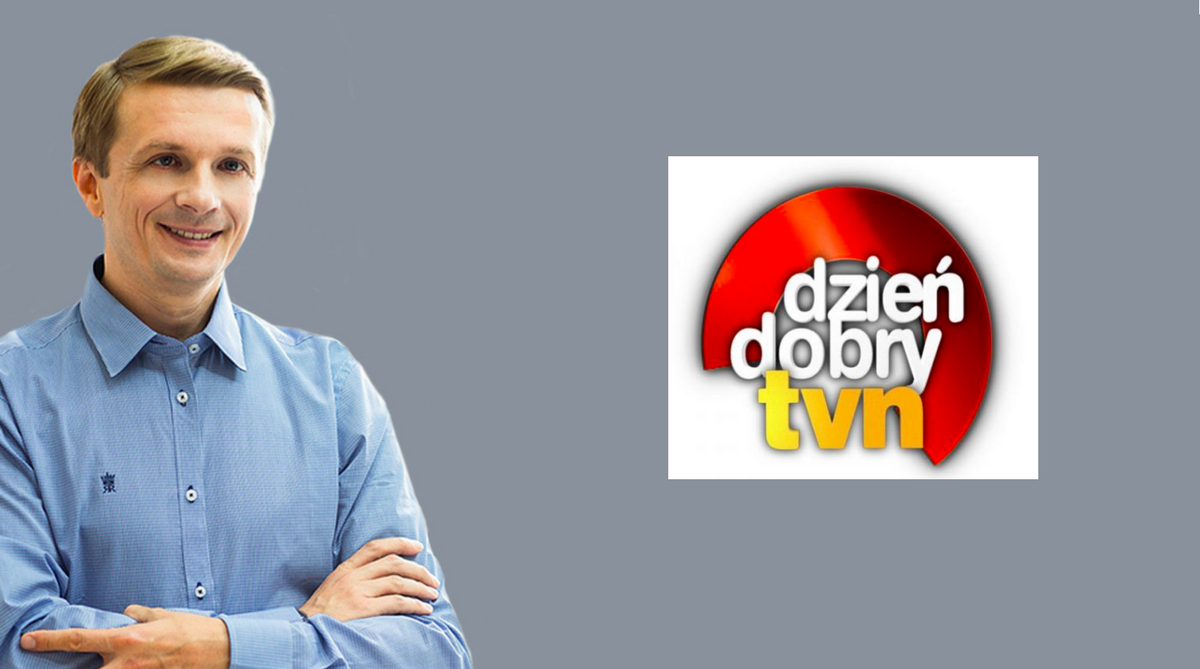 Dr Marek Wasiluk w DDTVN