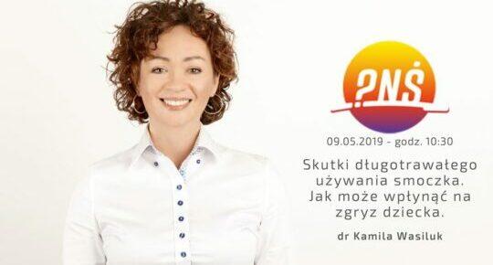 Dr Kamila Wasiluk gościem Pytanie na śniadanie.